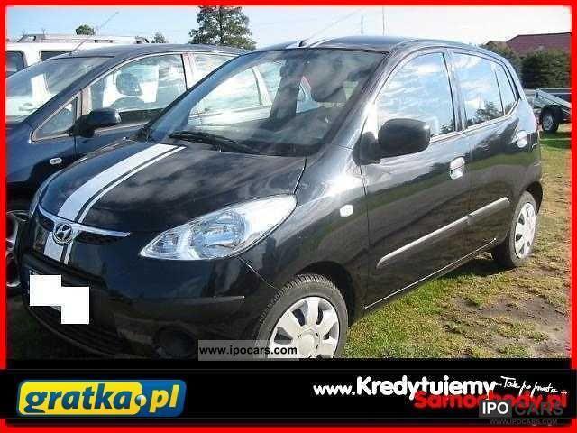 2009 Hyundai  i10 KredytujemySamochody.pl Other Used vehicle photo