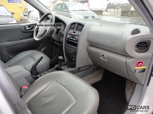 2004 Hyundai Santa Fe 2.4 GLS AIR LEATHER TUV AU 01.2013 Off ...