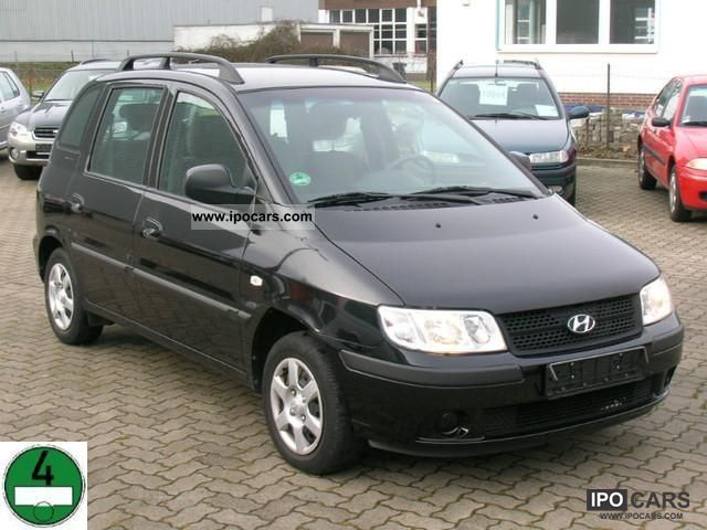 2008 Hyundai  Matrix 1.6 GLS Van / Minibus Used vehicle photo
