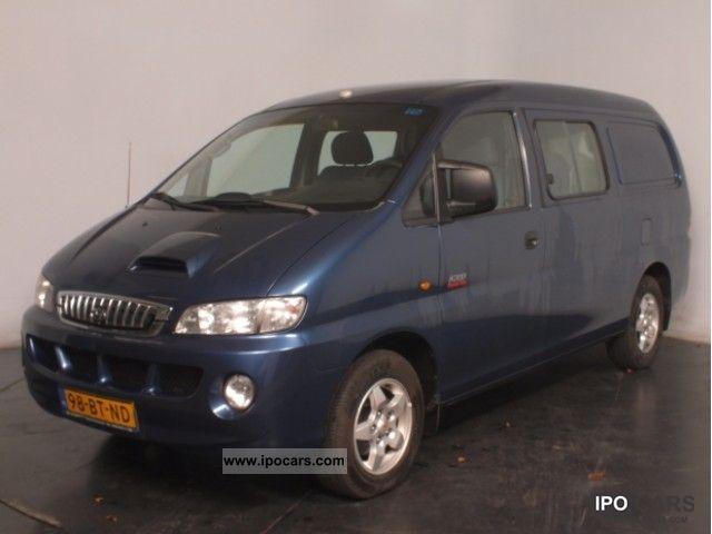 2005 Hyundai  H 200 2.5 CRDI DC Power Van Airco 140 PK Other Used vehicle photo
