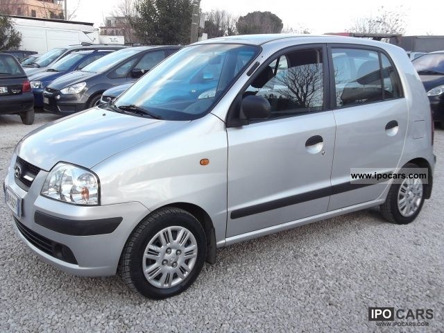 2008 Hyundai Atos Prime 1 1 Style Car Photo And Specs
