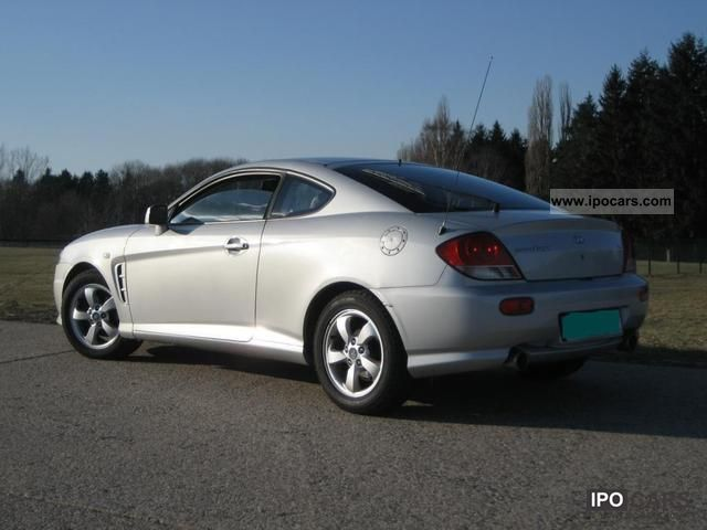2006 hyundai coupe 2 0 gls car photo and specs. Black Bedroom Furniture Sets. Home Design Ideas