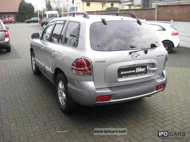 Wonderful ... 2005 Hyundai Santa Fe 2.0 CRDi VGT GLS Off Road Vehicle/Pickup Truck  Used ...
