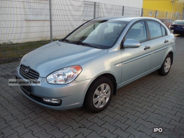 2009 Hyundai  Accent 1.4 GL Air + Net 4747, - Limousine Used vehicle photo