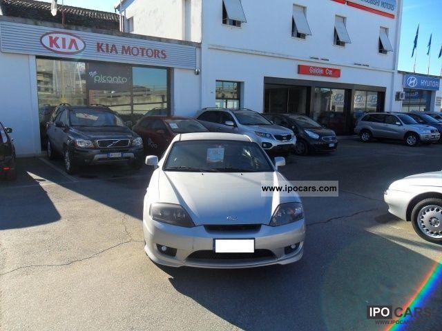 2006 Hyundai  Coupe 1.6 16V Sports car/Coupe Used vehicle photo