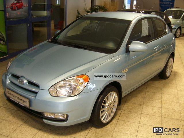 2006 Hyundai  Accent 1.5 CRDi GLS Limousine Used vehicle photo