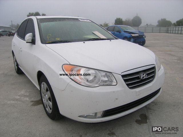 2007 Hyundai  ELANTRA Limousine Used vehicle (business photo