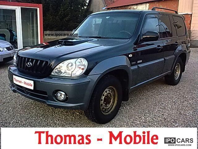 2004 Hyundai  Terracan 2.9 CRDi \* Off-road Vehicle/Pickup Truck Used vehicle photo