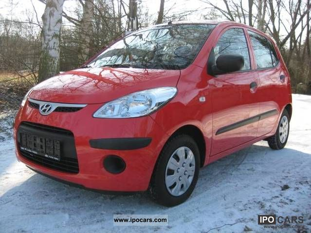 2008 Hyundai  1.HAND - 4 doors - 4 cylinder Small Car Used vehicle photo