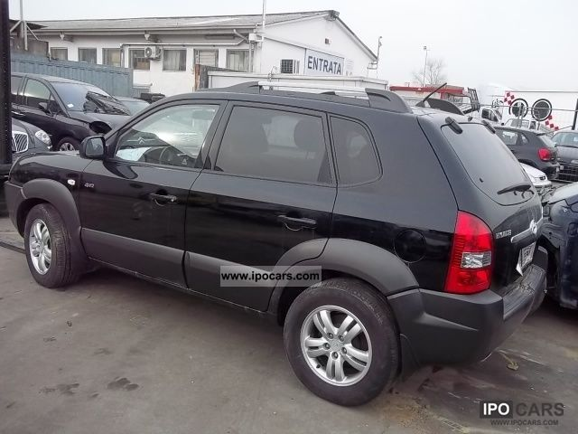 2006 hyundai tucson 4x4 auto alluvionata car photo and specs. Black Bedroom Furniture Sets. Home Design Ideas