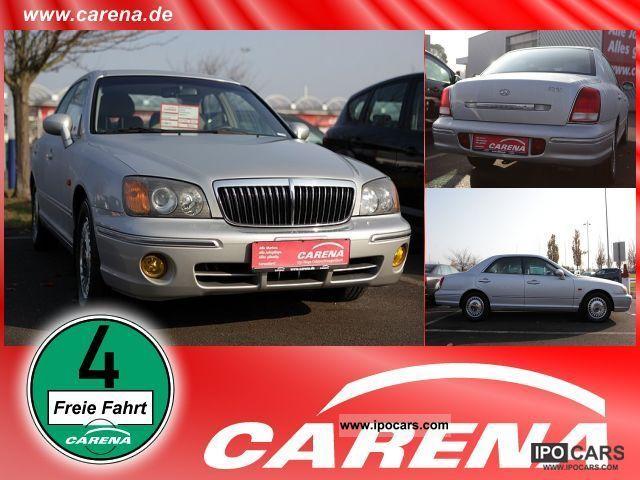 2001 Hyundai  XG 30 Automatic (Leather Klima) Limousine Used vehicle photo