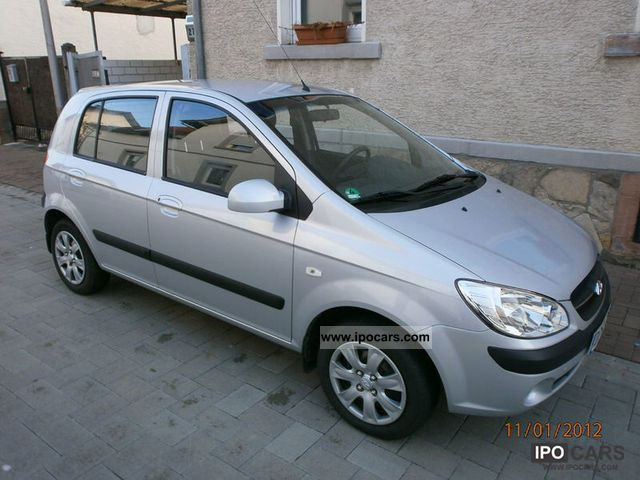 2009 hyundai getz 1 5 crdi vgt gls car photo and specs. Black Bedroom Furniture Sets. Home Design Ideas