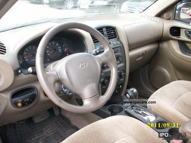 2004 hyundai santa fe car photo and specs ipocars com