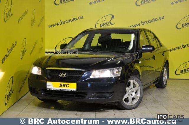 2007 Hyundai  Sonata 2.0 i Limousine Used vehicle photo