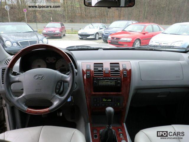 2005 Hyundai Terracan 29 Crdi Team 061 Hand Car Photo And Specs