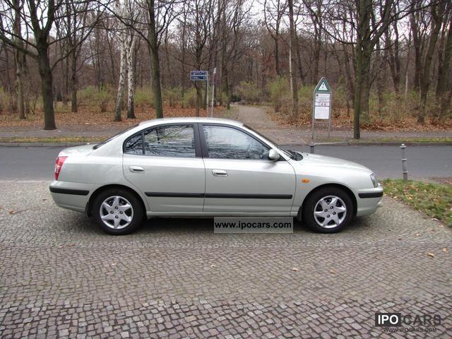 2007 Hyundai  Lantra Limousine Used vehicle photo