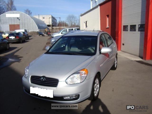 2007 Hyundai  Accent 1.6 Limousine Used vehicle photo