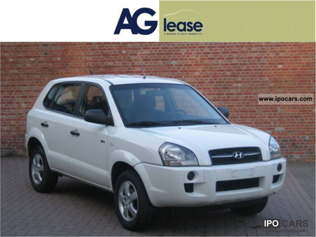 2007 Hyundai  Tucson 2.0 CRDi 4WD / air / truck approval Off-road Vehicle/Pickup Truck Used vehicle photo
