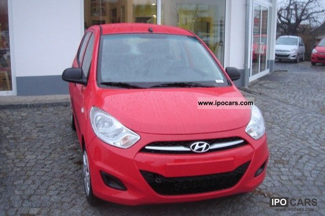 2012 Hyundai  i10 1.1 Classic 20 years HMD Small Car Pre-Registration photo