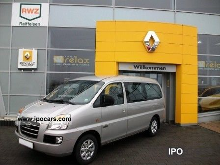 2006 Hyundai  H-1 2.5 CRDI Van / Minibus Used vehicle 			(business photo