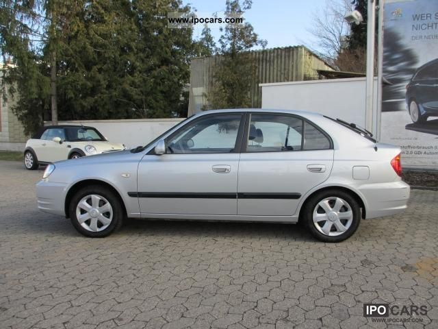 2005 Hyundai Accent LC GLS 5d 3.1 AC Limousine Used Vehicle Photo ...