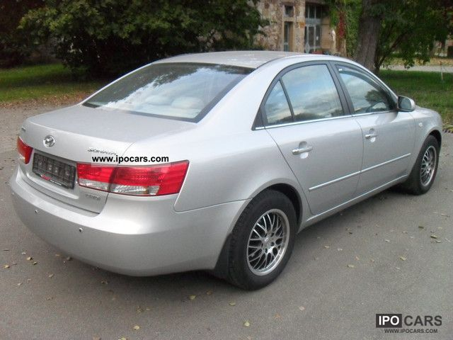 2007 Hyundai Sonata 2.0 CRDi GLS Automatic Limousine Used vehicle ...