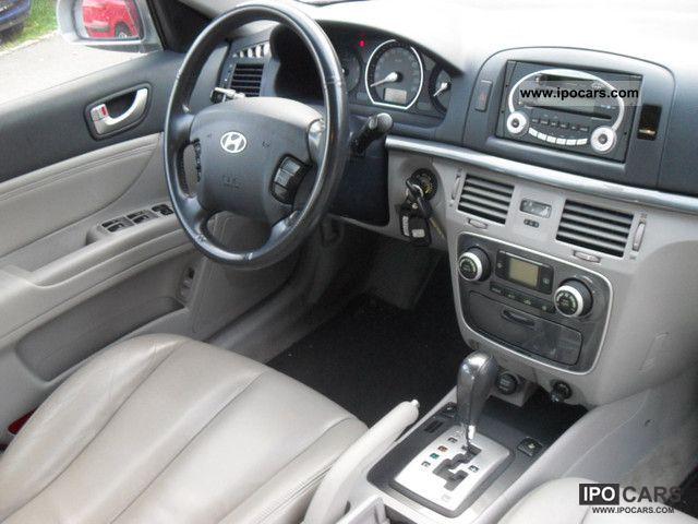 ... 2007 Hyundai Sonata 2.0 CRDi GLS Automatic Limousine Used Vehicle Photo  ...