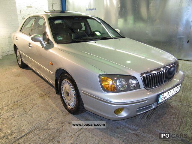 2003 Hyundai  XG 30 LPG / Auto. / Climate / leather / navi / elektr.GSHD Limousine Used vehicle photo