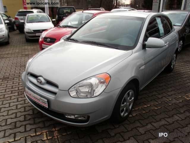 2007 Hyundai  Accent 1.4 Air + CD + Limousine Used vehicle photo