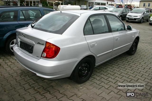 2006 Hyundai Accent 1 3 Gls Car Photo And Specs