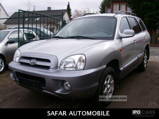 2006 Hyundai  Santa Fe 2.0 CRDi 2WD GLS * AIR / LEATHER * Off-road Vehicle/Pickup Truck Used vehicle photo