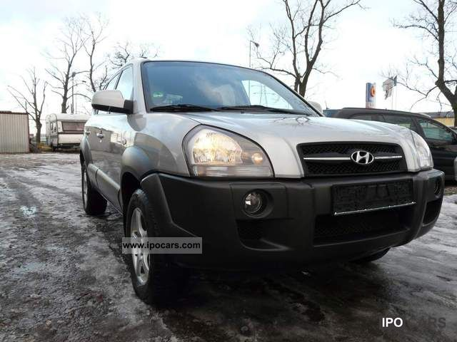 2006 Hyundai  Tucson SUPER STAN TYLKO 48000km PRZEBIEGU Other Used vehicle photo