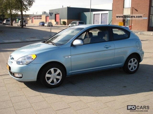 2007 Hyundai  Accent 1.4I 3drs Dynamic Small Car Used vehicle photo