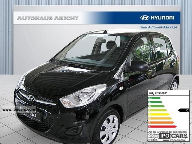 2012 Hyundai  i10 1.1 Classic Edition20 Small Car Demonstration Vehicle photo