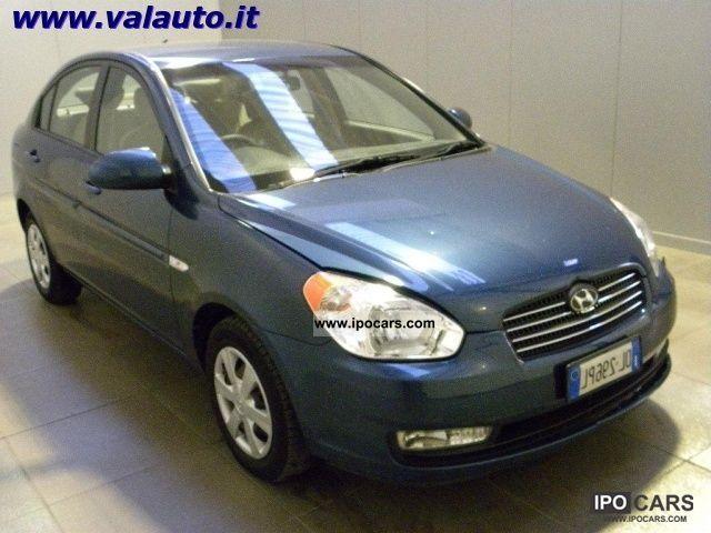 2008 Hyundai  Accent 1.5 CRDi VGT STYLE CV114 Garanzia 12 mesi Limousine Used vehicle photo
