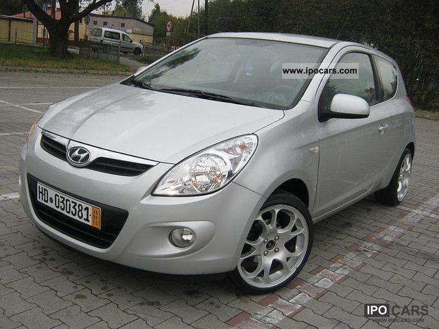 2010 Hyundai  i20 1.4 diesel 2010 Other Used vehicle photo