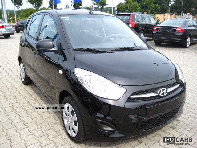 2012 Hyundai  i10 1.1 5 year warranty! Lack of EU imports. Small Car Pre-Registration photo