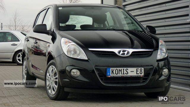 2009 Hyundai  i20 1.2 CLIMATE 20 TYS.KM! SERWISOWANY Other Used vehicle photo