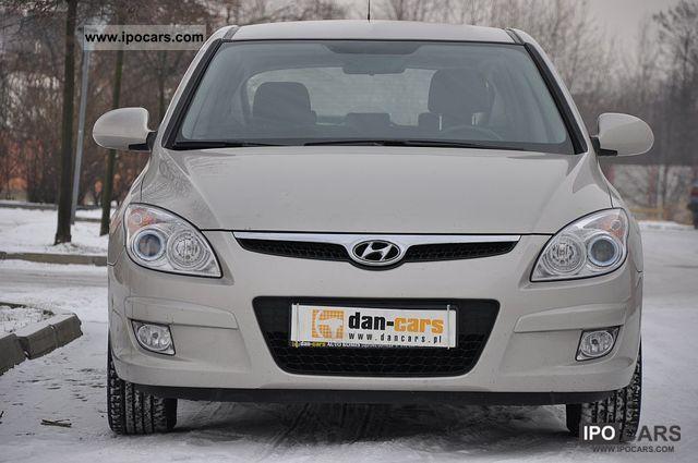2007 Hyundai i30 1.6 CRDI 115 KM Parktronic Other Used vehicle photo 4