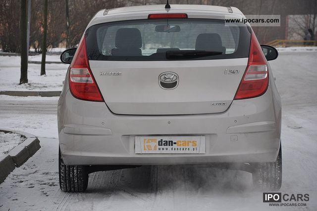 2007 Hyundai i30 1.6 CRDI 115 KM Parktronic Other Used vehicle photo 5