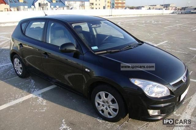 2007 Hyundai  i30 CRDI COMFORT AIR ELEKTR_SZYBY ESP Computers Other Used vehicle photo