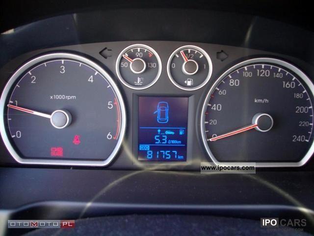 2007 Hyundai I30 Crdi Comfort Air Elektr Szyby Esp