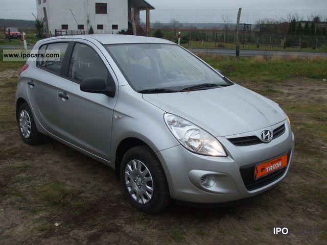 2011 Hyundai  i20 Okazja 2011r, 3100tyś przeb. Small Car Used vehicle photo