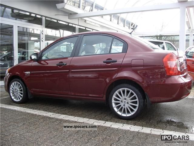 2006 Hyundai Accent 1 4i 16 Car Photo And Specs