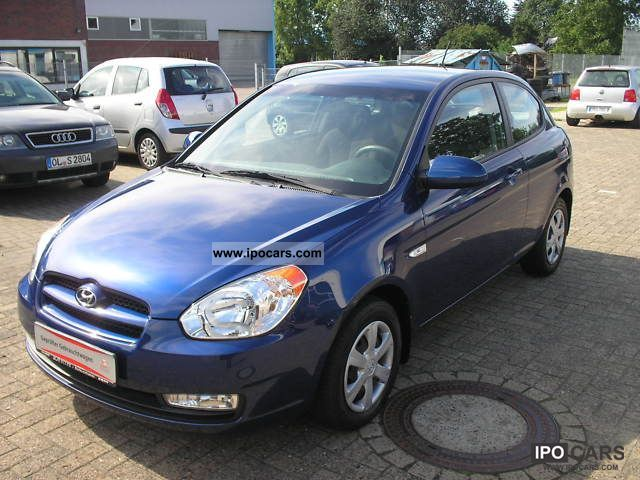 2007 Hyundai  ACCENT GL 1.4 3T Sports car/Coupe Used vehicle photo