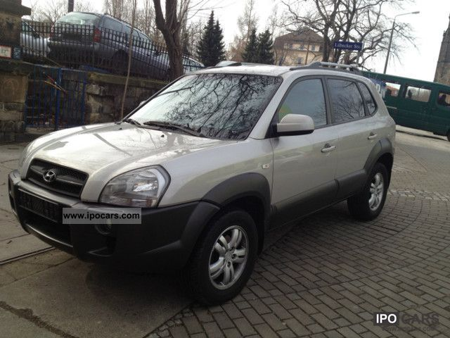 2007 Hyundai  Tucson 2.0 CRDi VGT 2WD 4 € Off-road Vehicle/Pickup Truck Used vehicle photo