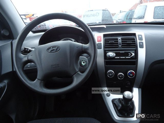 2007 hyundai tucson gls 2 0 2wd gas system technical. Black Bedroom Furniture Sets. Home Design Ideas