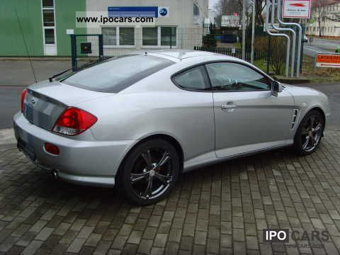 2005 hyundai coupe gk 2 0 leather car photo and specs. Black Bedroom Furniture Sets. Home Design Ideas