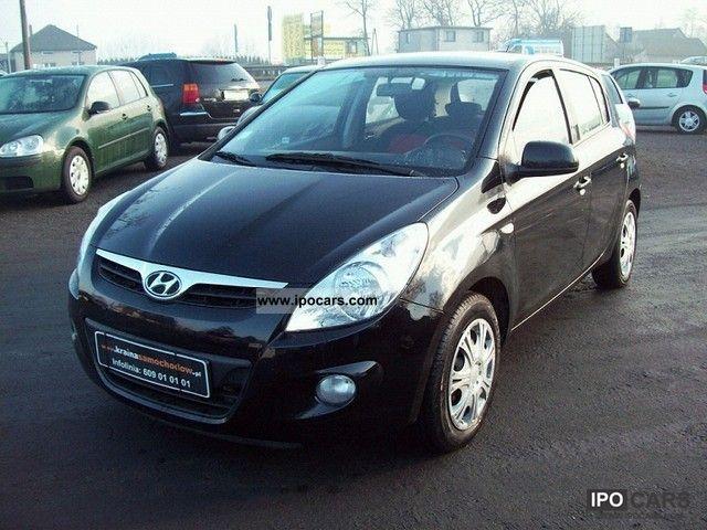 2009 Hyundai  * i20 CRDi * KLIMATYZACJA * Other Used vehicle photo