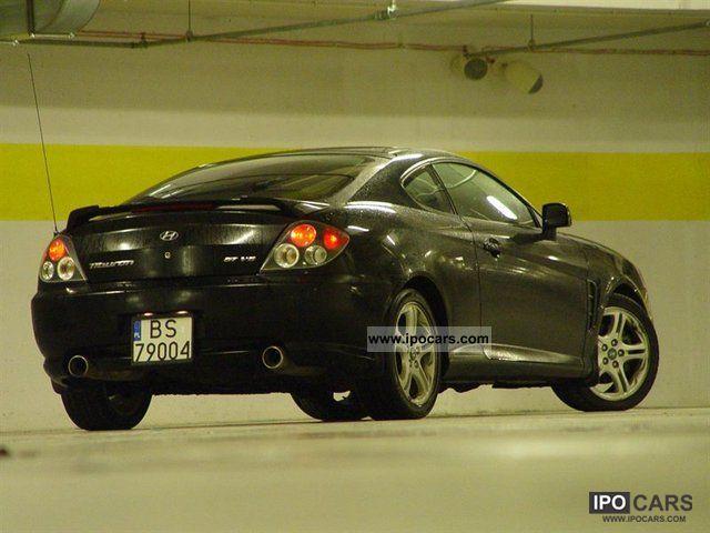 2006 Hyundai  Tiburon GT 2.7 V6 Other Used vehicle photo